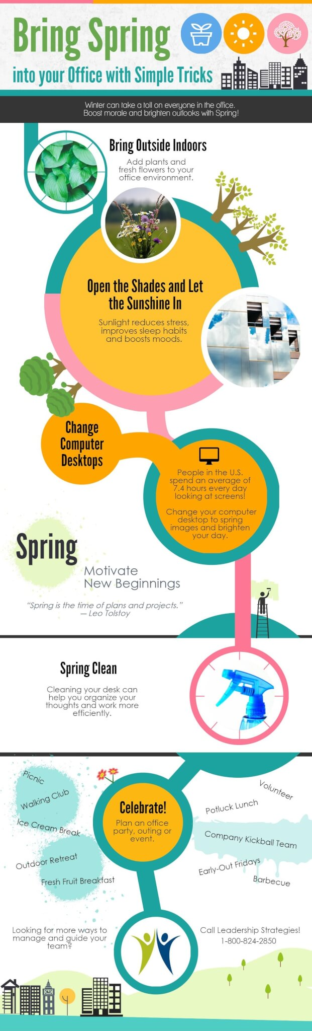 spring, in your office