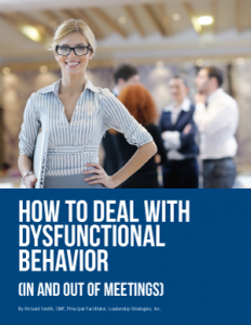 How to Deal With Dysfunction ebook cover